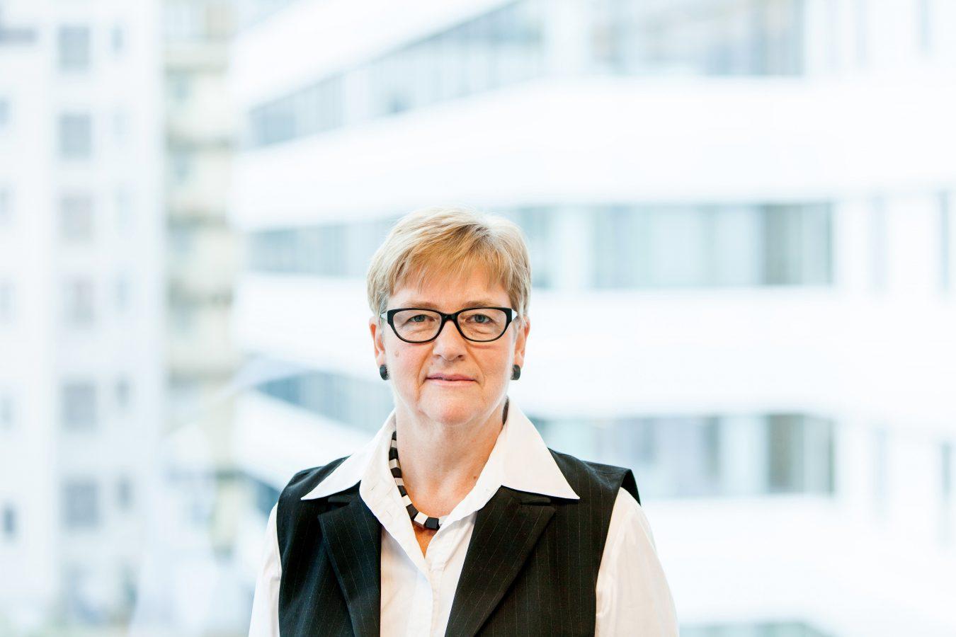 YS-leder Jorunn Berland. Foto: Johnny Syversen